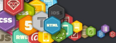 Web development badges